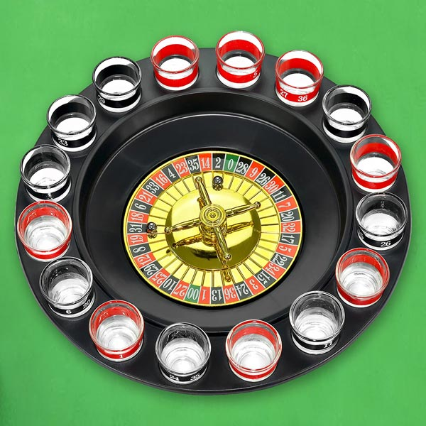 Ruleta de Shots