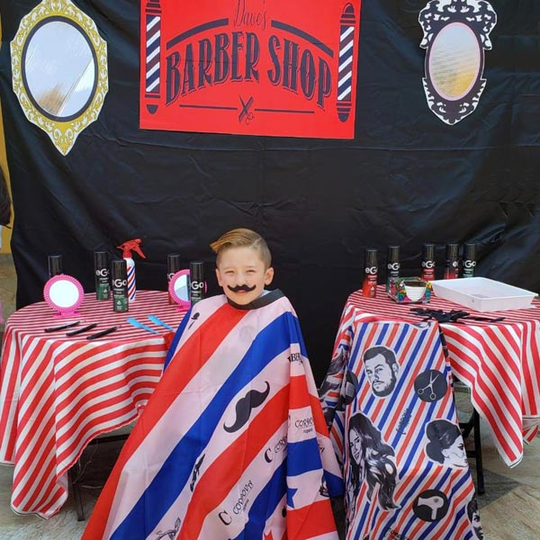 JJ Eventos Mini Spa y Barber Shop